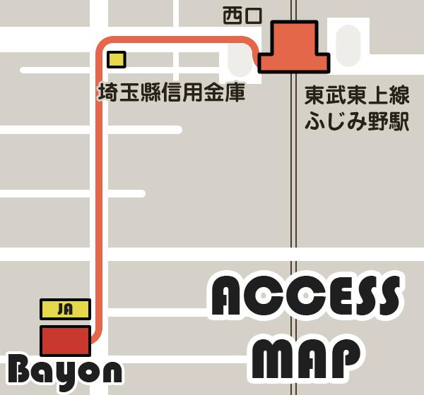 バイヨン 行き方