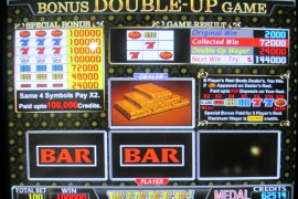 WINNER'S WHEEL PURE GOLD 100,000枚