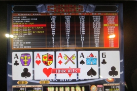 DOUBLE DOUBLE QUADS BONUS PLUS 16,000枚