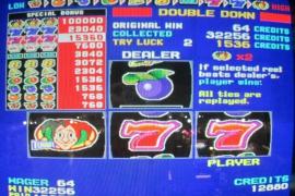 WINNING TUNNEL BONUS SPIN Z 32,256枚