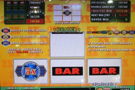 FORTUNE SPIN THE WHEEL 127,120枚