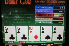 FORTUNE DEAL  DOUBLE LADY JOKERS  11,520枚