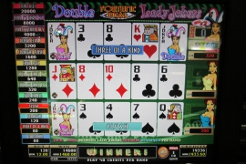 FORTUNE DEAL  DOUBLE LADY JOKERS 14,600枚