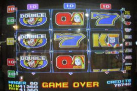 MULTI GAMES BLUE 41,360枚