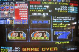 MULTI GAMES BLUE 52,480枚