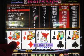 BONUS DRAW RAISE UP JOKERS DOUBLE  70,000枚