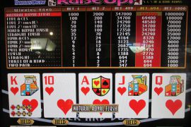 BONUS DRAW RAISE UP JOKERS DOUBLE  694,000枚