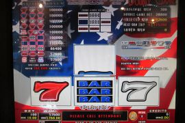 FORTUNE SPIN STARS & STRIPES 4×8 57,800枚