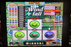Wind fall 110,000枚