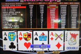 BONUS DRAW RAISE UP JOKERS DOUBLE  32,000枚