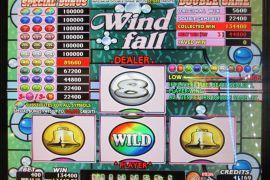 Wind fall 134,400枚