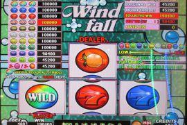 Wind fall 190,400枚