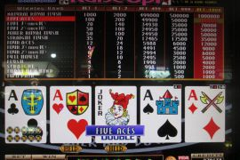 BONUS DRAW RAISE UP JOKERS DOUBLE 200,000枚