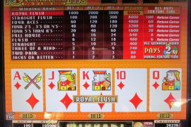 FORTUNE TIME FOUR OF A KIND BONUS 160,000枚