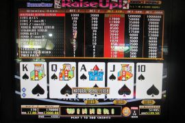 BONUS DRAW RAISE UP JOKERS DOUBLE 170,000枚