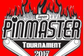 JAPAN PINMASTER TOURNAMENT 2017
