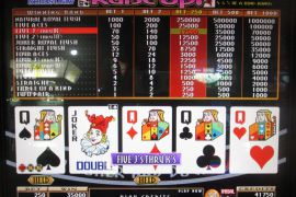 BONUS DRAW RAISE UP JOKERS DOUBLE  35,000枚