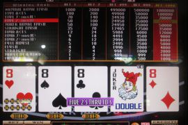 BONUS DRAW RAISE UP JOKERS DOUBLE  100,000枚