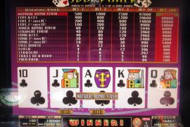 MULTI POKER EXPERT DRAW 100,000枚