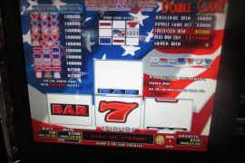FORTUNE SPIN STARS & STRIPES 4×8 67,200枚