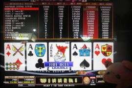 BONUS DRAW RAISE UP JOKERS DOUBLE  148,000枚