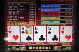 FORTUNE TIME FOUR OF A KIND BONUS 115,200枚