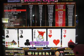 BONUS DRAW RAISE UP JOKER'S DOUBLE 51,200枚