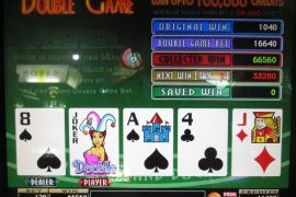FORTUNE DEAL  DOUBLE LADY JOKERS 66,560枚