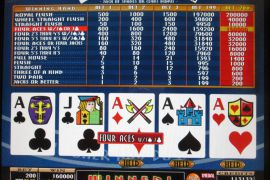 MULTI POKER EXPERT DRAW2 160,000枚
