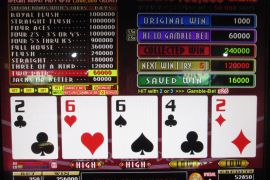 POWER ACES 256,000枚