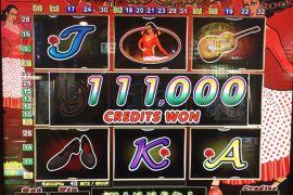 カルメンザフラメンコ10万枚オーバー!