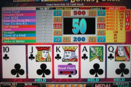 WHEEL TIMES BONUS POKER 80,000枚