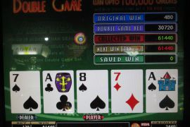 FORTUNE DEAL  DOUBLE LADY JOKERS 61,440枚