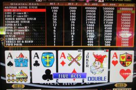 BONUS DRAW RAISE UP JOKER'S DOUBLE 200,000枚