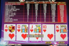 MULTI POKER EXPERT DRAW2  200,000枚