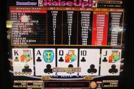 BONUS DRAW RAISE UP JOKER'S DOUBLE 500,000枚