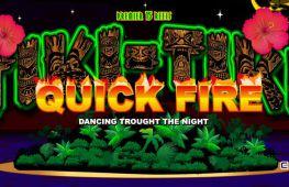 メダルゲーム クロンロケテ TIKI-TIKI QUICK FIRE
