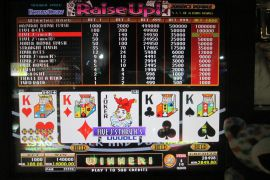 BONUS DRAW RAISE UP JOKER'S DOUBLE 140,000枚