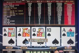 DOUBLE DOUBLE QUADS BONUS PLUS  100,000枚