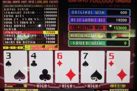POWER ACES  153,600枚