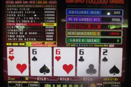 POWER ACES 126,000枚