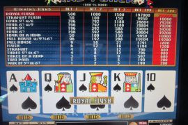 MULTI POKER EXPERT DRAW 200,000枚
