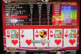 WIN A ROW FOUR OF A KIND BONUS 50,000枚