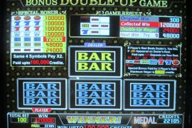 WINNER'S WHEEL PURE GOLD 120,000枚