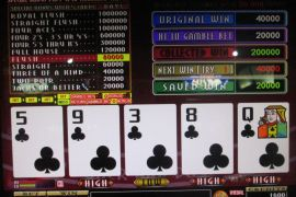 POWER ACES 220,000枚