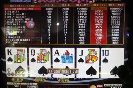 BONUS DRAW RAISE UP JOKER'S DOUBLE 505,000枚