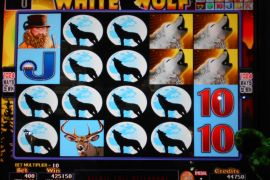 WHITE WOLF 425,150枚