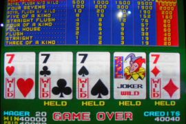 MULTI POKER JOKERS FAN 400,000枚