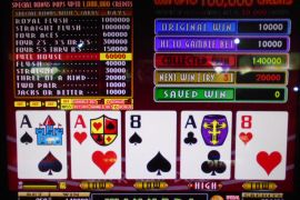 POWER ACES 140,000枚
