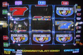 MULTI GAMES BLUE 117,200枚